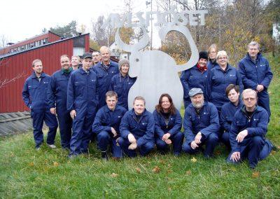Aksdal, Tysvær 2011 – 2012
